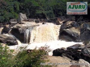 Cachoeira do Tombo em Aiuruoca-MG