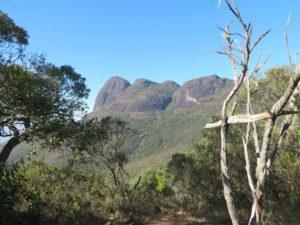 Pico do papagaio em Aiuruoca-MG
